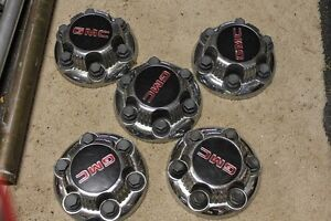 2003 gmc 6 bolt pattern hub caps