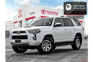 2016 Toyota 4Runner SR5 Trail Edition 4x4+Navigation+Sunroof+...