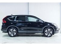 Honda CR-V I-VTEC SR (black) 2017