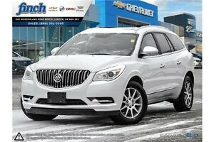 2016 Buick Enclave Leather AWD|LEATHER|SUNROOF|POWER LIFTGATE