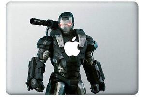 Iron Man War Machine African American Sticker Decal Macbook Air/Pro/Retina 13