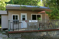 WHY PAY OUTRAGOUS SAUBLE PRICES-WATERFRONT COTTAGE RENTAL
