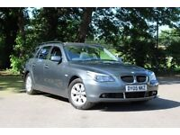 BMW 525d ESTATE***LOW MILES***FULL SERVICE HISTORY**HPI CLEAR***IMMACULATE & EXCELLENT DRIVE
