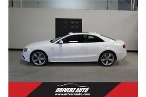 2013 Audi A5 2.0T Premium Plus PREMIUM PACKAGE, SUNROOF, NAV
