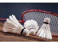 Badminton Players Needed