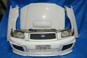 JDM Subaru Forester Front End Conversion 2003 2004 2005 Sport