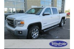 2014 GMC Sierra 1500 SLT 5.3L V8, LEATHER, TOW PKG