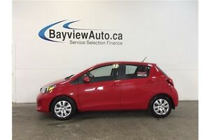 2015 Toyota YARIS LE- AUTO! A/C! BLUETOOTH! CRUISE! GAS BUDDY!