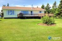 OCEANFRONT Winterized Home Set on 1.43 Acres! Numerous upgrades