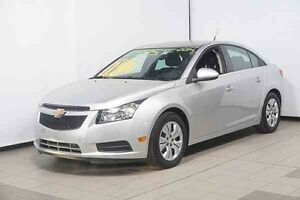 2014 CHEVROLET CRUZE LT BLUETOOTH TAUX @ 0.9%