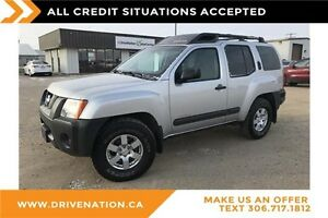 2005 Nissan Xterra S 4X4 Great for SK winters!