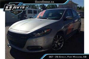 2015 Dodge Dart SXT Heated Mirrors.