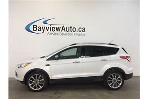 2015 Ford ESCAPE SE- ECOBOOST! 4WD! CHROMES! HEATED SEATS! NAV!
