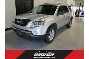 2012 GMC Acadia SLE AWD, 7 SEATS, NO ACCIDENTS