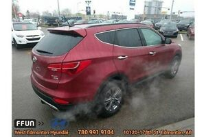 2013 Hyundai Santa Fe Sport AWD bluetooth Heated steering wheel Edmonton Edmonton Area image 6