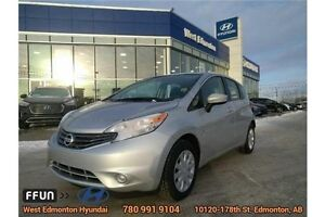 2015 Nissan Versa Note SV  bluetooth back up camera traction...