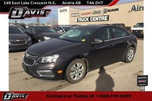 2016 Chevrolet Cruze Limited 1LT JUST ARRIVED, AUXILLARY INPU...