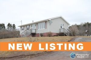 NEW LISTING! Energy Efficient 4 bed/2 bath well maintained home.
