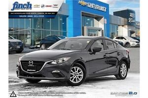 2014 Mazda 3 GS-SKY BACKUP CAM|BLUETOOTH|HEATED SEATS