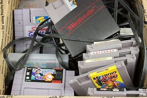 Old Video Games and Systems - I will pay you more than the store