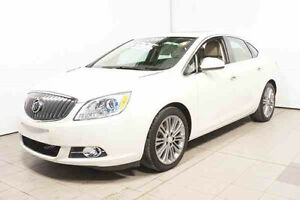 2013 BUICK VERANO TURBO+CUIR+GPS+SUNROOF