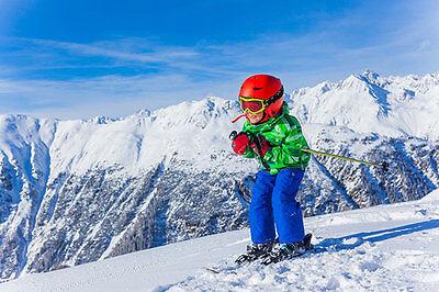 Im Riesengebirge sausen auch die Kleinen mit Freude über die Pisten. (© Thinkstock über The Digitale)