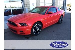 2014 Ford Mustang GT 5L V8, AUTO, LEATHER, NAV