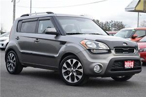 2012 Kia Soul 2.0L 4u NO ACCIDENTS | ONE OWNER | BOUGHT HERE