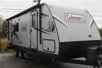 2015 Dutchmen COLEMAN 247RK TRAVEL TRAILER