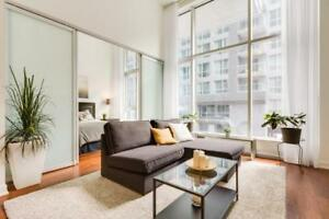 Icone luxury 1 bedroom downtown condo 675pi2