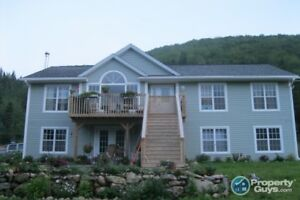 On 136 acres, 4 bed/3 bath, move in ready!
