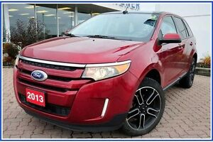 2013 Ford Edge SEL SEL/AWD/CAMERA/NAVI/PANO ROOF/SIRIUS/HTD S... Kitchener / Waterloo Kitchener Area image 3