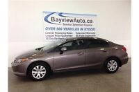 2012 Honda CIVIC - AUTO! A/C! BLUETOOTH! CRUISE!