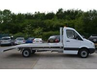 Excellent Car Recovery and Transport Service UK long distance
