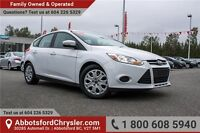 2014 Ford Focus SE w/- Bluetooth & 5 Speed Manual