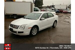 2007 Ford Fusion SE Certified and E-tested