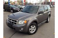 2010 FORD ESCAPE XLT - 4x4 - AUTOMATIC TRANSMISSION