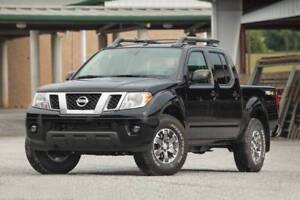 NISSAN FRONTIER PRO4X 2016 LEASE TAKEOVER