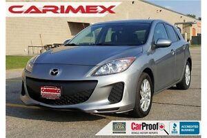 2012 Mazda 3 GX GX | AC | Alloys | CERTIFIED