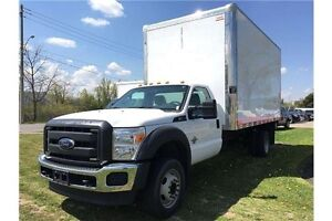 2015 Ford F550 !!! COMMERCIAL FINANCING AND LEASING AVAILABL - Kitchener / Waterloo Kitchener Area image 2
