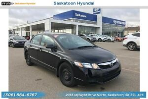 2009 Honda Civic DX-G Low KMS - PST Paid - Automatic