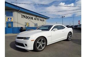 2015 Chevrolet Camaro LS 3.6L 6CYL AUTO 6SPD AUTO ONLY 5107 KMS
