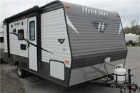 2016 Keystone HIDEOUT 175LHS TRAVEL TRAILER