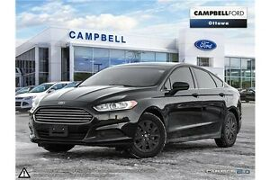 2014 Ford Fusion S CHECK THIS PRICE--LOADED
