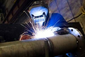 I am a welder looking for evening and  or weekend work