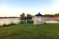 SPECIAL 2-bdrm Cottage lake front, Fishing, Beach+