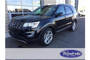 2016 Ford Explorer Limited REDUCED! Was $43,990. 3.5L V6, LOA...
