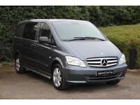 Mercedes-Benz Vito 2.1CDI ( EU5 ) - Compact Dualiner Sport 116