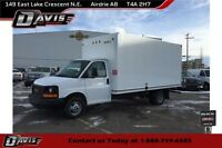 2014 GMC Savana Cutaway AM/FM RADIO, 2 PERSON SEATING