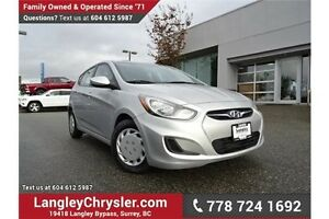 2014 Hyundai Accent GLS W/ POWER ACCESSORIES & A/C